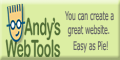 Andy's Web Tools