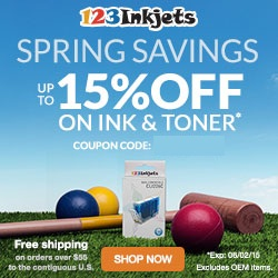 123Inkjets Coupon Codes